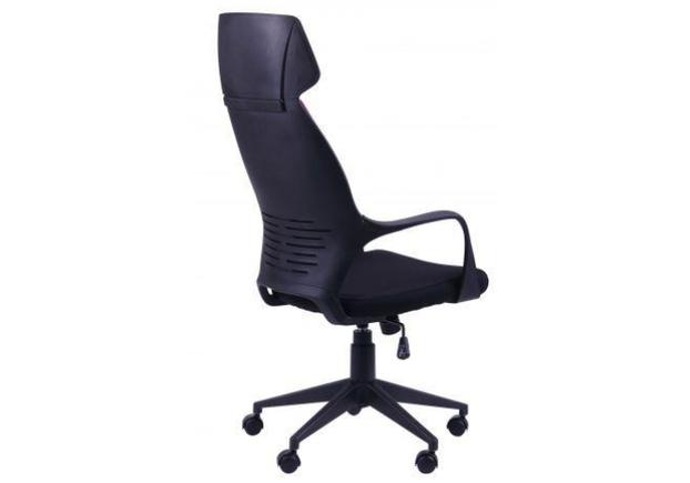 Кресло Concept черный, ткань цвет пурпурный - Фото №2