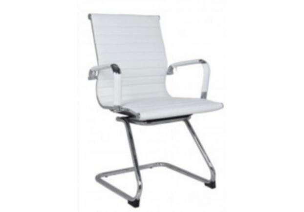 Кресло ALABAMA X Алабама Икс белое - Фото №1