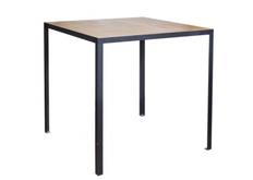 Стол обеденный Iron 80*h79*80 см