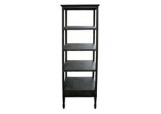 Шкаф книжный Амстердам 60*h200*50 см