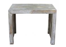 Стол консольный Бунгало 85*h70*35 см рустик