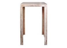 Стол консольный Бунгало 100*h90*35 см рустик