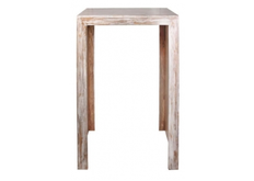 Стол консольный Бунгало 75*h115*50 см рустик