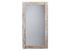 Зеркало Бунгало 65*h115 см рустик