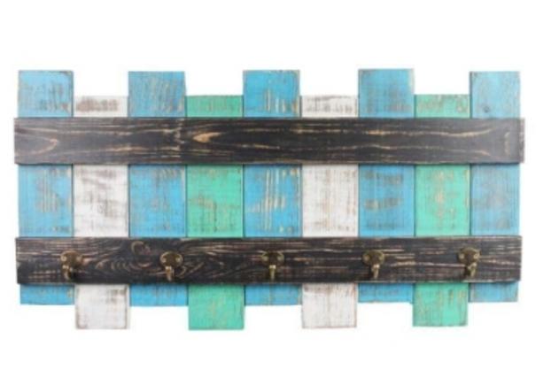 Вешалка для одежды Гавана 62*h35 см  гавана - Фото №1