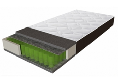 Матрас Sleep&Fly Organic Epsilon 160x190