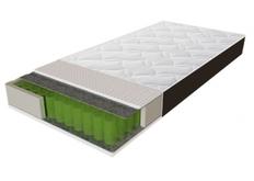 Матрас пружинный  средней жесткости Sleep&Fly Organic Alfa 140x200хh20 см