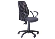 Офисное кресло Oxi/АМФ-4 сиденье Квадро/спинка Сетка