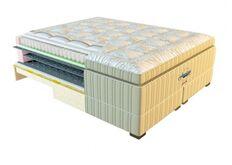 Матрас пружинный American Dream Lincoln 90x200см 35 см