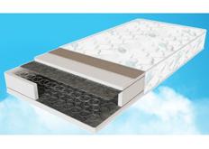 Матрас Sleep&Fly Standart пружинный Bonnel средней жесткости 90x200хh19 см