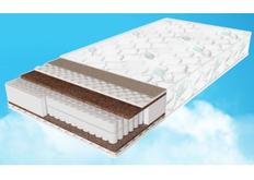 Матрас пружинный жесткий Sleep&Fly Extra 140x200см