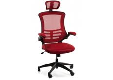 Кресло офисное Office4You RAGUSA, red