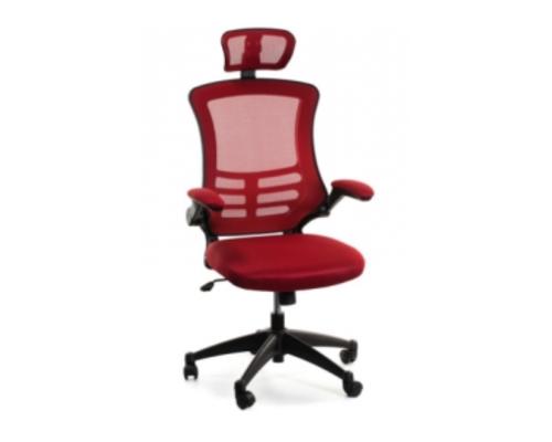 Кресло офисное Office4You RAGUSA, red - Фото №1