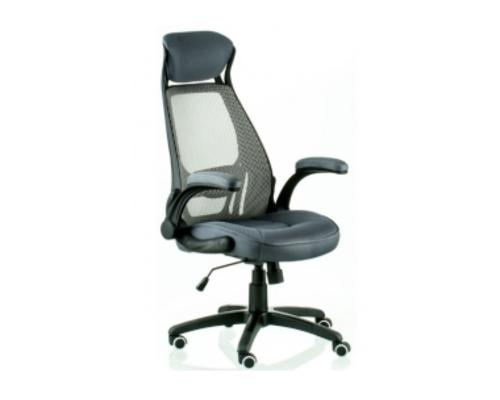 Кресло офисное Special4You Briz 2 grey - Фото №1