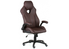 Кресло офисное Special4You Leader brown