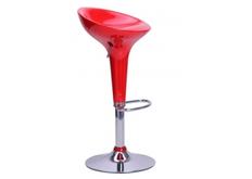 Барный стул Lily красный