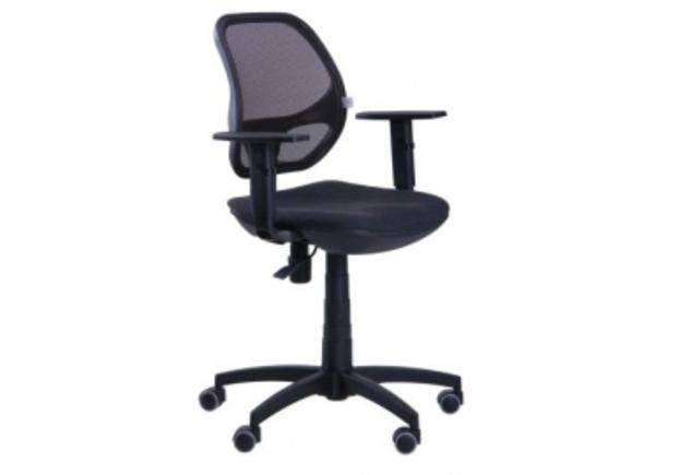 Кресло Квант/Action сиденье ткань Квадро/спинка Сетка - Фото №1