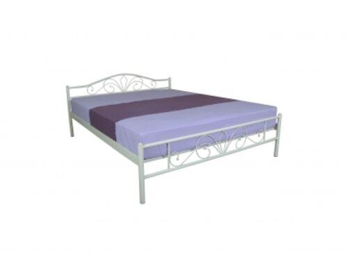 Кровать LUCCA 160х200 см цвет бежевый - Фото №1