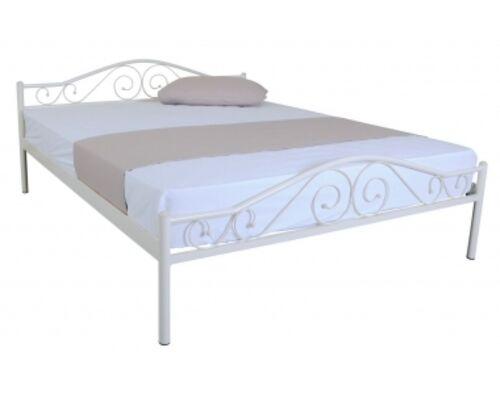 Кровать POLO 160x200 см цвет бежевый - Фото №1