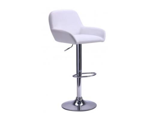 Барный стул Juan Хуан белый - Фото №1