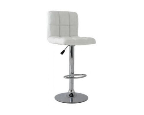 Барный стул Даниэль белый - Фото №1