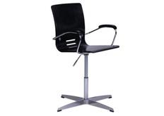 Барный стул Фиджи каркас хром