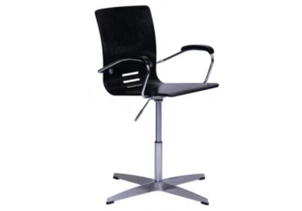 Барный стул Фиджи каркас хром - Фото №1