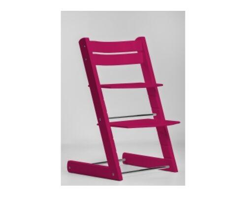 Детский растущий стул цвет розовый 2 pink 2 - Фото №1