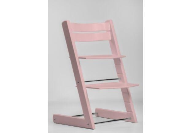 Детский растущий стул цвет розовый кварц pink quarz - Фото №1