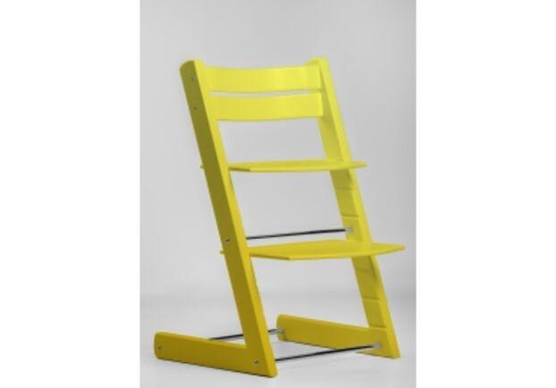 Детский растущий стул цвет золотой gold - Фото №1