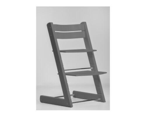 Детский растущий стул цвет серый 2 grey 2 - Фото №1