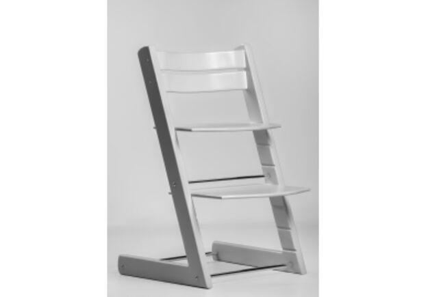 Детский растущий стул цвет серый  grey  - Фото №1