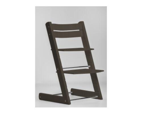 Детский растущий стул цвет дымчато серый hazy grey - Фото №1