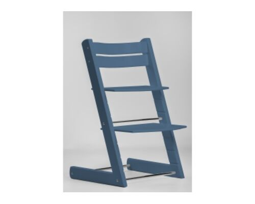 Детский растущий стул цвет лазурный azure - Фото №1