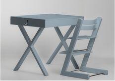 Растущий ортопедический комплект для обучения парта и стул цвет пастельный 1 pastel 1