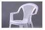 Стул Ischia пластик белый 01 - Фото №4