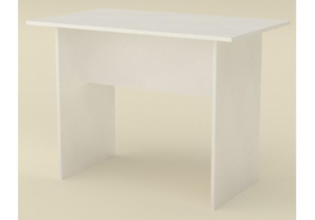 Стол письменный 1000*600*h736 мм белый - Фото №1