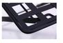 Стул Арманьяк складной сталь сетка тканная черный/мозаика - Фото №9