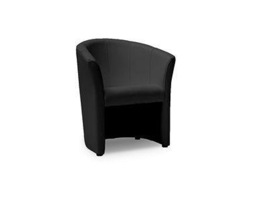 Кресло Signal TM-1 экокожа черная - Фото №1