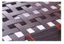 Стол Бретань складной/сталь сетка тканная какао - Фото №7