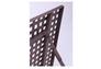 Стол Бретань складной/сталь сетка тканная какао - Фото №3