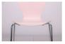 Стул Левис хром Нежный персик - Фото №6