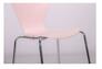 Стул Левис хром Нежный персик - Фото №4