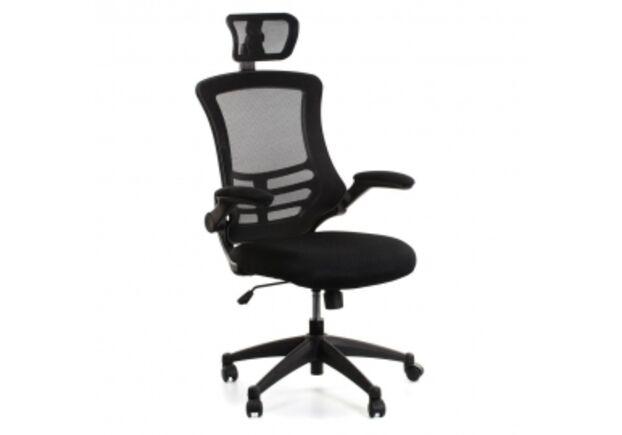 Кресло офисное Office4You Ragusa black черное - Фото №1