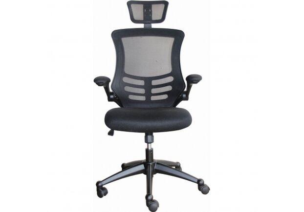 Кресло офисное Office4You Ragusa black черное - Фото №2
