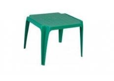 Фото Стол детский пластиковый Garden4you BABY 56x52xH44cm green зеленый