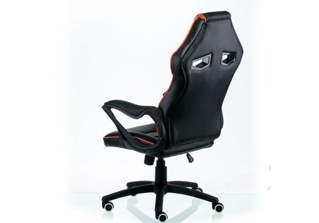 Кресло офисное Special4You Game black/orange - Фото №2