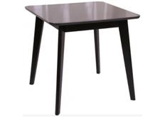 Фото Стол обеденный квадратный Модерн шпон 80*80*h77 см венге