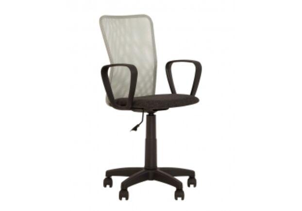 Детское кресло JUNIOR GTP LS ткань LUSSO/спинка сетка - Фото №1