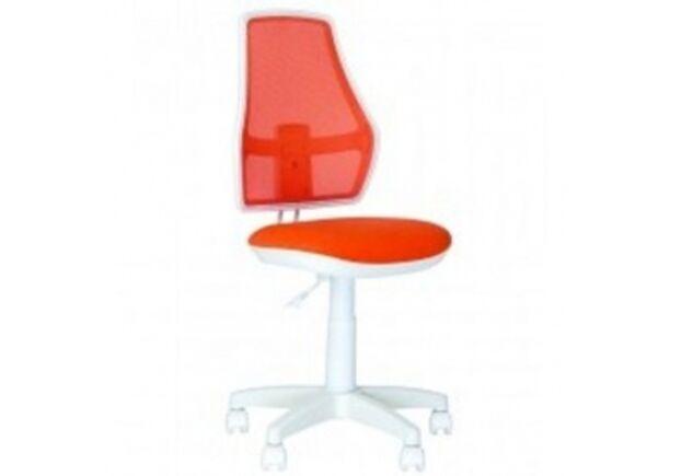Детское кресло FOX GTS WHITE ZT сиденья ткань ZESTA/спинка сетка - Фото №1
